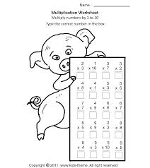 math worksheets multiplication printable printable