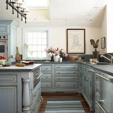 blue kitchen cabinets 24 blue kitchen cabinet ideas to breathe into your kitchen