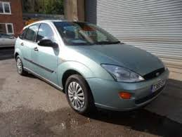 Ford Focus 1999 Interior Used Ford Focus 1999 For Sale Motors Co Uk