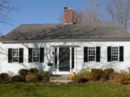 Cape Cod Style Home Plans Photo Page Hgtv