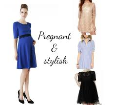stylish dresses dresses for a stylish pregnancy