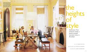 the dining room brooklyn art department photography pieter estersohn