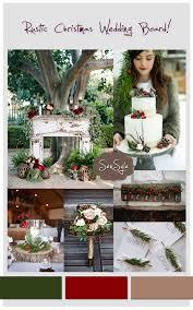 christmas wedding sensyle