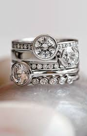 stackable wedding rings stackable wedding rings interior design