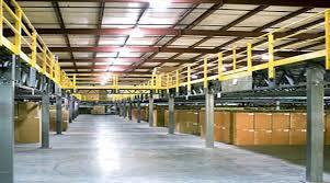 mezzanine storage space solutions for factories u0026 warehouses