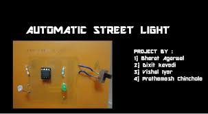 automatic night light with sensor automatic street light project youtube