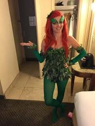 Poison Ivy Womens Halloween Costumes Cute Kids Poison Ivy Costume Easy Diy Party Ideas