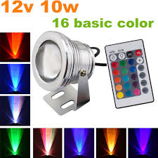 Rgb Landscape Lights Color Changing Led Landscape Lighting Gardening Design