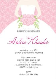 bridal party invitation wording top bridal invitation cards collection 2017 29 kawaiitheo