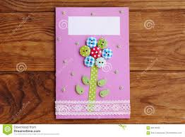 mother s day or mom birthday greeting card with flower isolated on