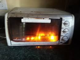 Burning Toaster Toaster By Sawyer Pierson