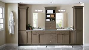 kitchen week at the home depot the martha stewart blog the beauty of my cabinetry line at the home depot is that they can be used in any room of the house our new deep gray brown purestyle color brook trout