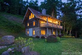 Cottages In Boone Nc by Boone Nc Log Cabins 350 000 399 999 Boonerealestate Com