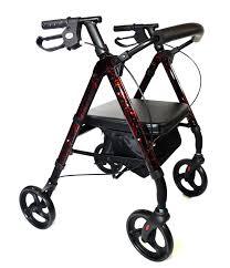 senior walkers with wheels walkers walking aids rollators accessories mobb hhc
