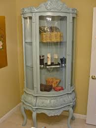 Cherry Wood Curio Cabinet Curio Cabinet Stupendouso Corner Cabinets Photo Inspirations