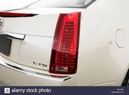 2008 cadillac cts performance 2008 cadillac cts v6 performance in white light stock photo