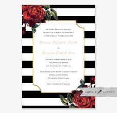 red black u0026 white wedding invitations with luxe white envelopes