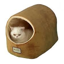 cat beds covered u0026 enclosed cat beds petsmart