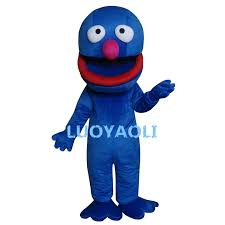 Blue Monster Halloween Costume Compare Prices Cookie Monster Halloween Costume