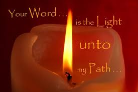 I Am The Light The Way A Lamp Unto My Path John 14 6