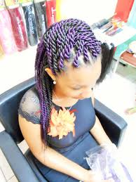 super x cornrow hair styles purple and black senegalese twists hair by safiya s creations