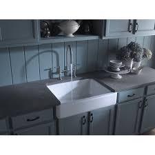 cabinet trim kitchen sink brookline whitehaven self trimming 30 l x 22 w farmhouse kitchen sink
