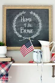 patriotic home decorations fourth of july home decorations irresistible th of july home