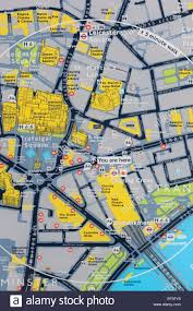 Map Of London England by London Map Stock Photos U0026 London Map Stock Images Alamy
