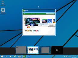 bureau virtuel windows 10 comment faire pour utiliser plusieurs bureaux virtuels