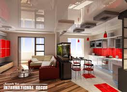 kitchen and lounge design combined top tips to design living room with kitchenette interior