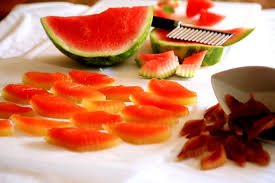 fruit treats dried watermelon dried fruit snacks heghineh cooking show