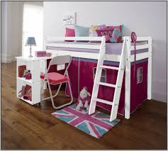 bed with desk underneath argos home beds decoration