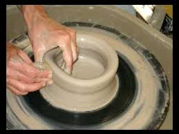 throwing a pot throwing a pot on potters wheel step by step tutorial lakeside