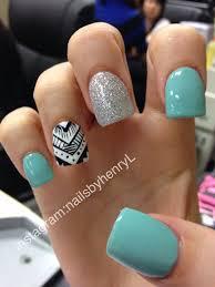 design fã r nã gel tribal nail design ideas mimi shellac nails