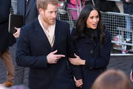 where does prince harry live why prince harry and meghan markle hold hands in public people com