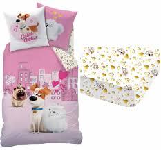 Cushion Pets The Secret Life Of Pets Love Duvet Single 140 X 200 Cm