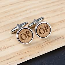 engraved anniversary gifts the best anniversary cufflinks for him