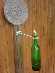 homemade citronella torches natural mosquito repellent made from
