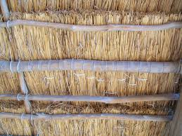 Mexican Thatch Roofing by Hawaiian Hale Earthstonestation