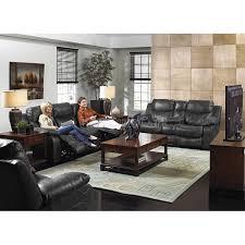 manificent marvelous reclining living room sets hogan mocha