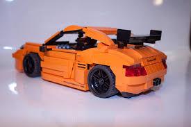 lego ideas lego porsche 911 carrera gt3 1 18