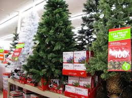 big lots white lighted trees light photo gallery