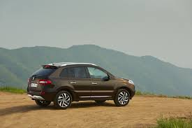 renault koleos 2014 renault koleos reportedly getting second generation model by 2016