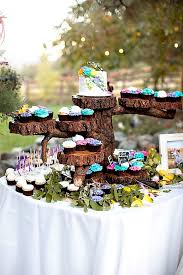 rustic wedding cupcakes 100 fab country rustic wedding ideas with tree stump page 4 hi