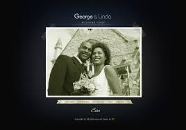 free personal wedding websites free wedding templates free weddig personal page templates