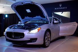 maserati purple ferrari powered limo the all new maserati quattroporte is finally