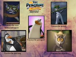 penguins of madagascar meme by lost inmywonderland on deviantart