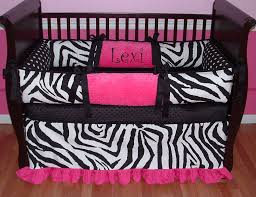 Zebra Print Baby Bedding Crib Sets Zebra Baby Bedding Included In This Set Is The Bumper