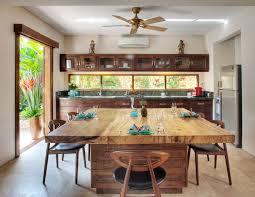 Balinese Kitchen Design by Villa Lataliana Ii Seminyak Bali Ultimate Bali Villas