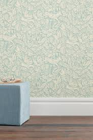 buy folkloric wallpaper from the next uk online shop home decor